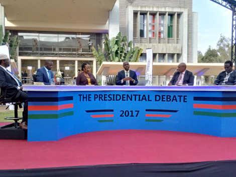 panelist debate