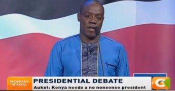 Professor Michael Wainaina